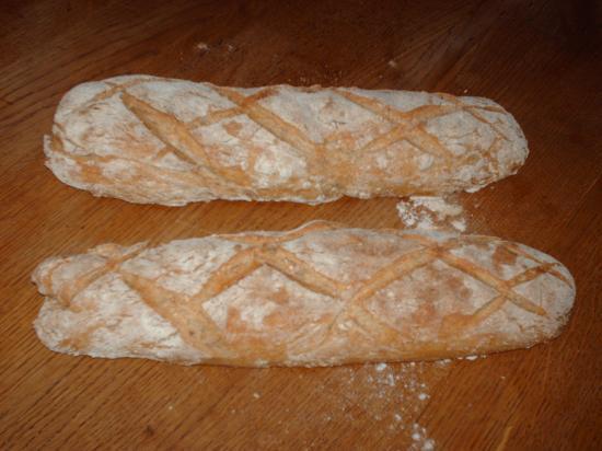 Le pain complet fait-maison