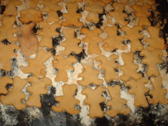 Biscuits fait-maison