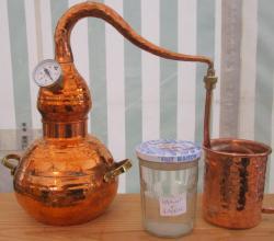 Hydro distillateur